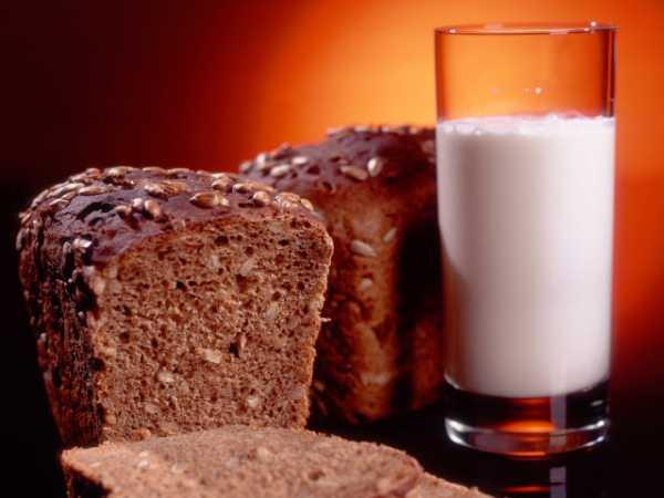 диета на чае и черном хлебе